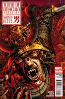 Tomb of Dracula Presents Throne of Blood Vol 1 1