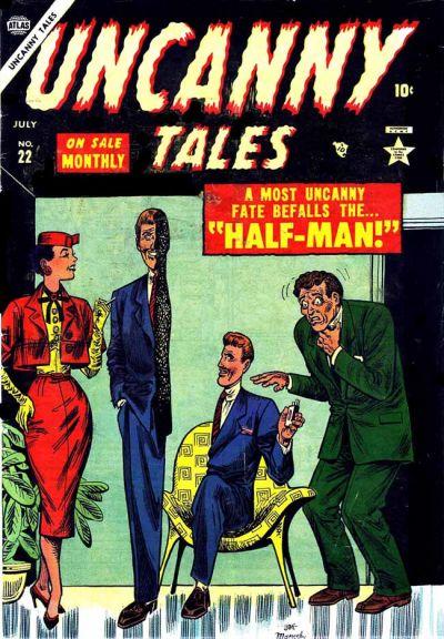 Uncanny Tales Vol 1 22