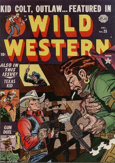 Wild Western Vol 1 25