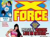 X-Force Vol 1 71