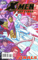 X-Men First Class Finals Vol 1 4