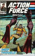 Action Force Monthly Vol 1 14