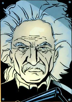 Albert Einstein (Earth-1610)