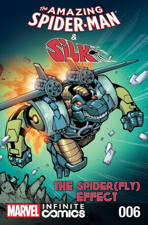 Amazing Spider-Man & Silk The Spider(fly) Effect Infinite Comic Vol 1 6.jpg