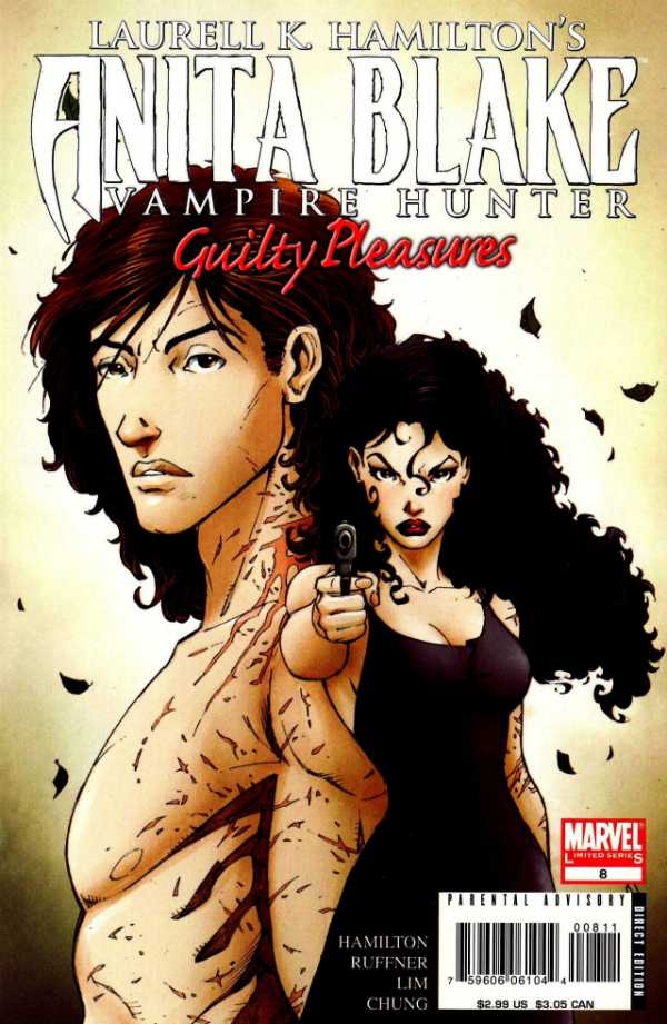 Anita Blake: Vampire Hunter - Guilty Pleasures Vol 1 8