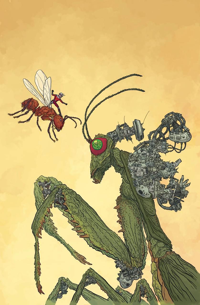 Ant-Man Vol 1 2 Darrow Variant Textless.jpg