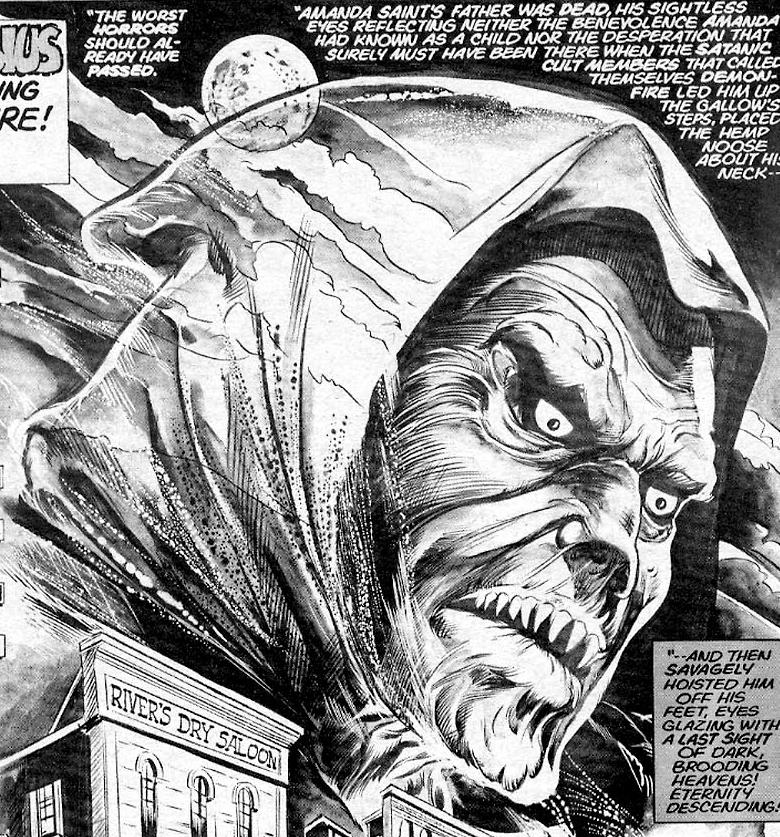 Apocalypse (Mr.Kazarian) (Earth-616)