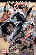 Astonishing X-Men Annual Vol 1 1