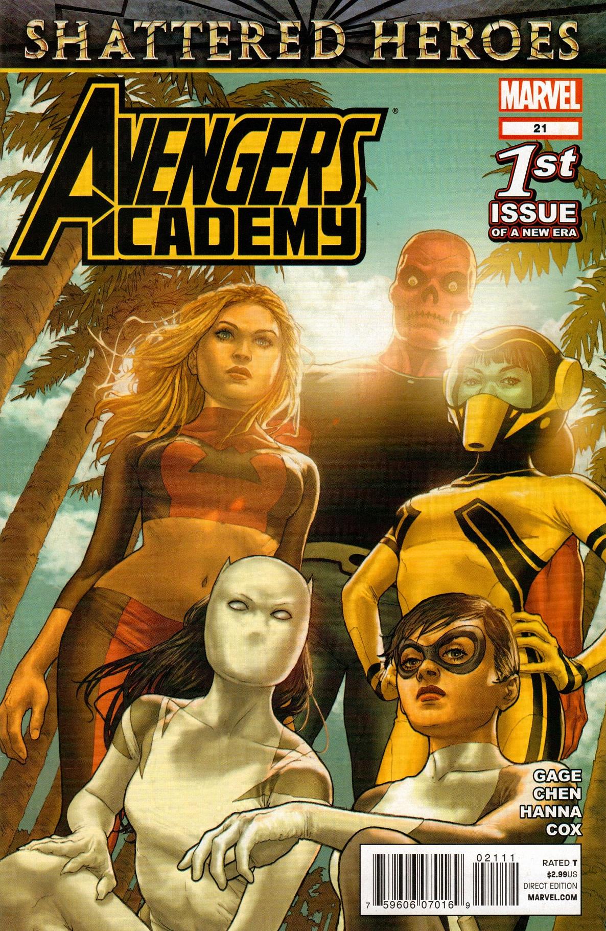 Avengers Academy Vol 1 21