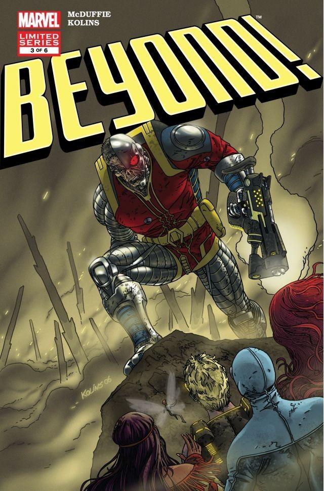 Beyond! Vol 1 3