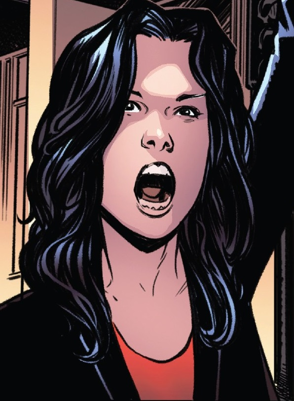 Brenda Bannicheck (Earth-616)