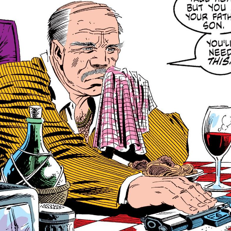Charlie Siciliano (Earth-616)