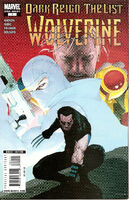 Dark Reign The List - Wolverine Vol 1 1