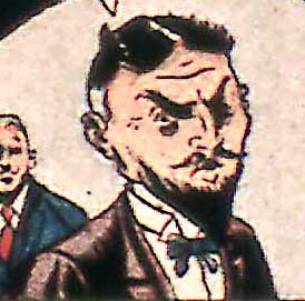 Doctor Luville (Earth-616)