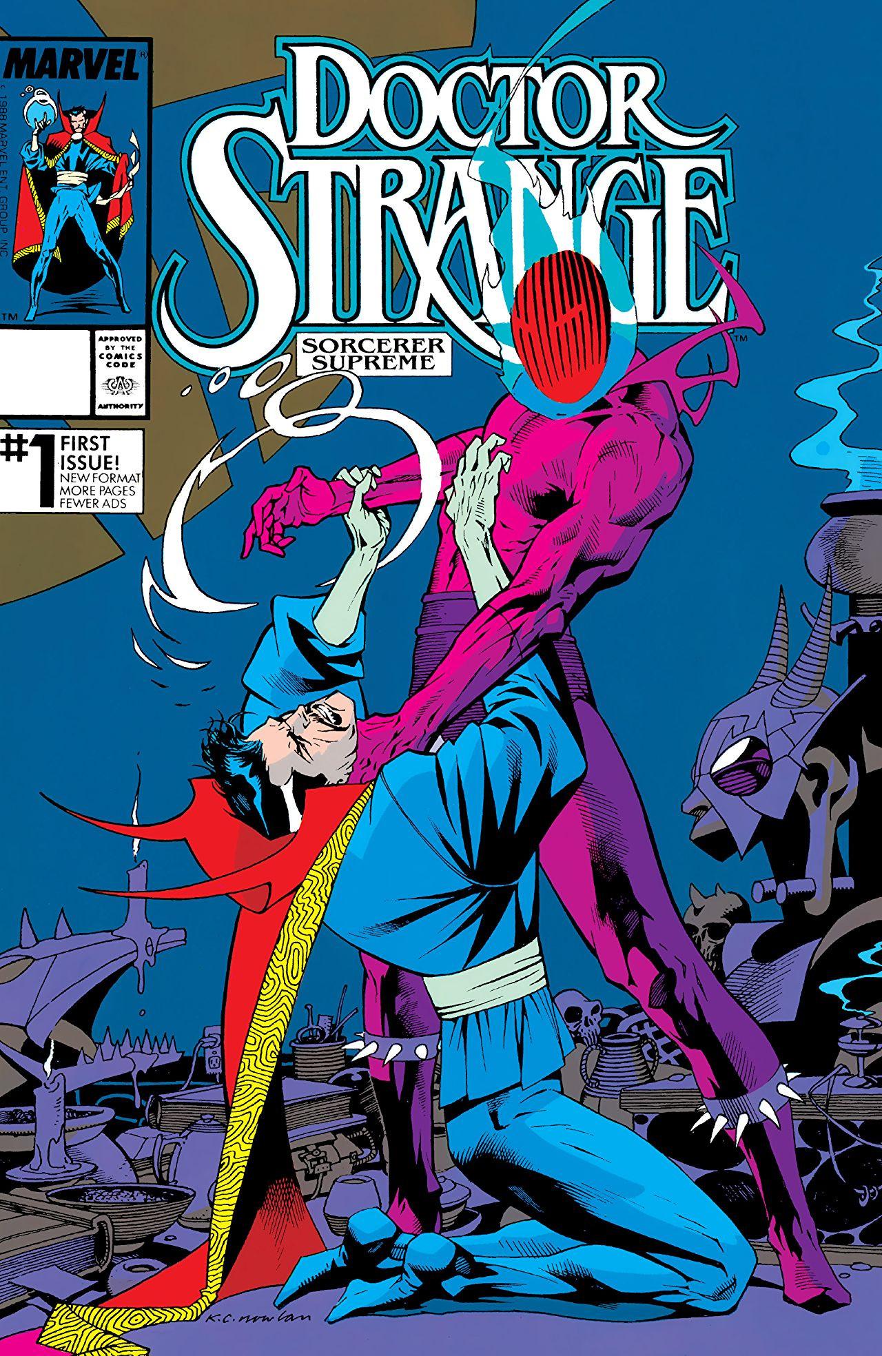 Doctor Strange, Sorcerer Supreme Vol 1
