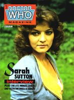 Doctor Who Magazine Vol 1 110