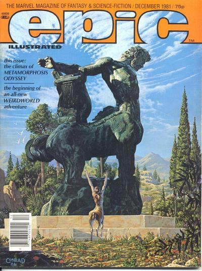 Epic Illustrated Vol 1 9