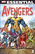 Essential Series Avengers Vol 1 2