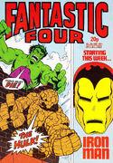 Fantastic Four (UK) Vol 1 9