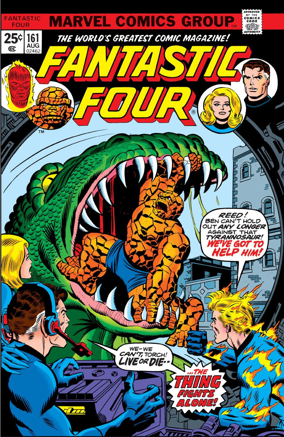 Fantastic Four Vol 1 161