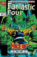 Fantastic Four Vol 1 380
