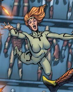 Firebrand (Amanda) (Earth-616) from Infinity Heist Vol 1 3 001.jpg