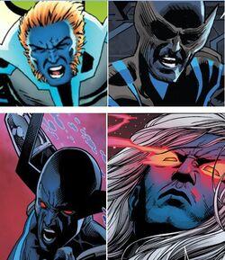 Horsemen of Apocalypse (Earth-13133) from Uncanny Avengers Vol 1 13 0001.jpg