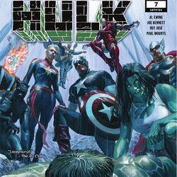 Immortal Hulk Vol 1 7