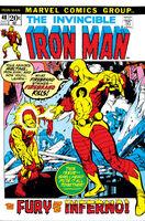 Iron Man Vol 1 48