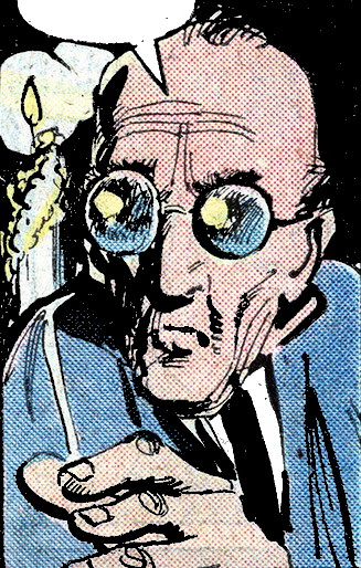 Jeremiah Jenk (Earth-616)