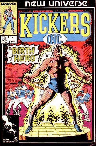 Kickers, Inc. Vol 1
