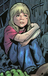 Lauren (Mutant) (Earth-616)