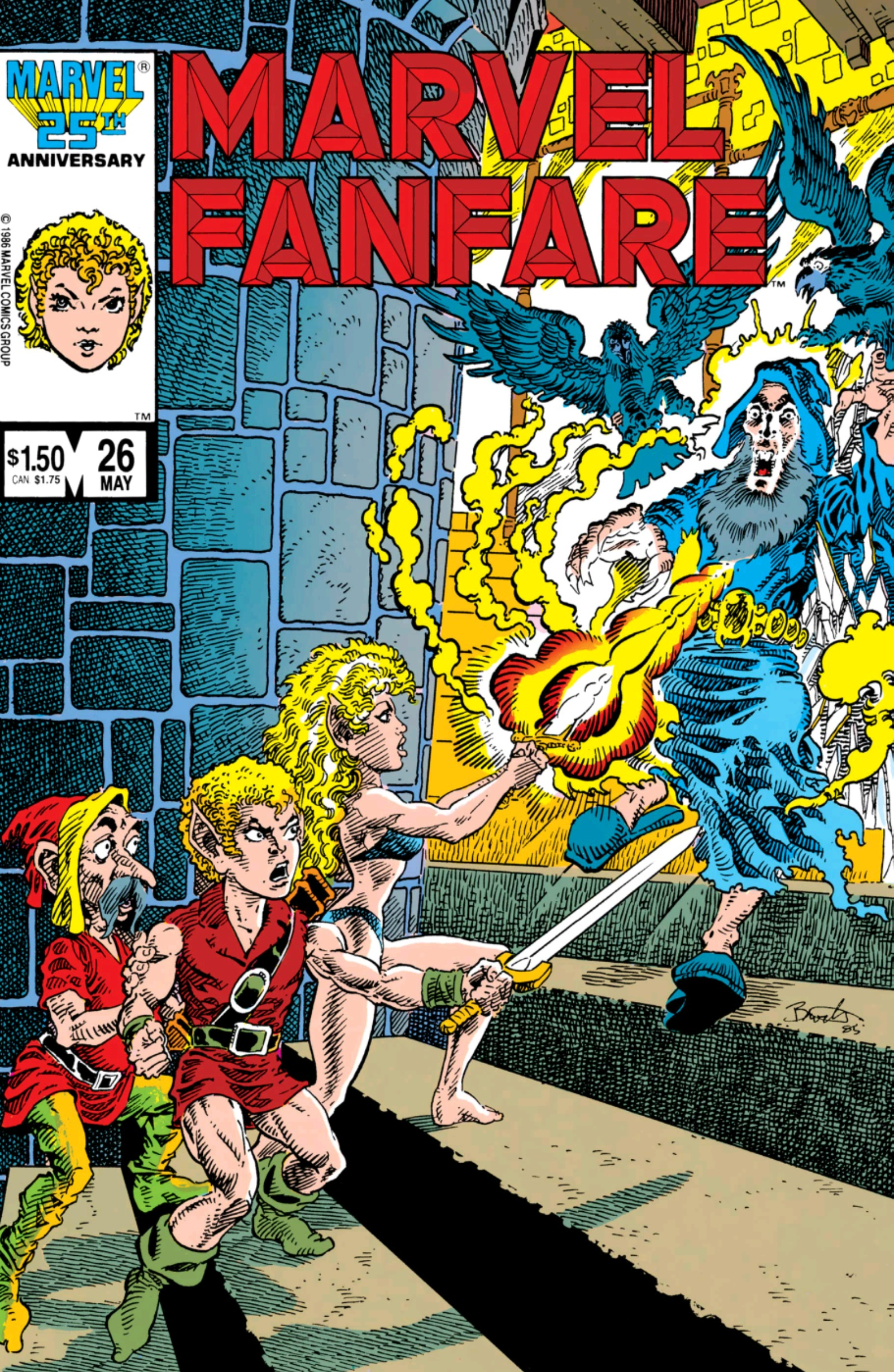 Marvel Fanfare Vol 1 26