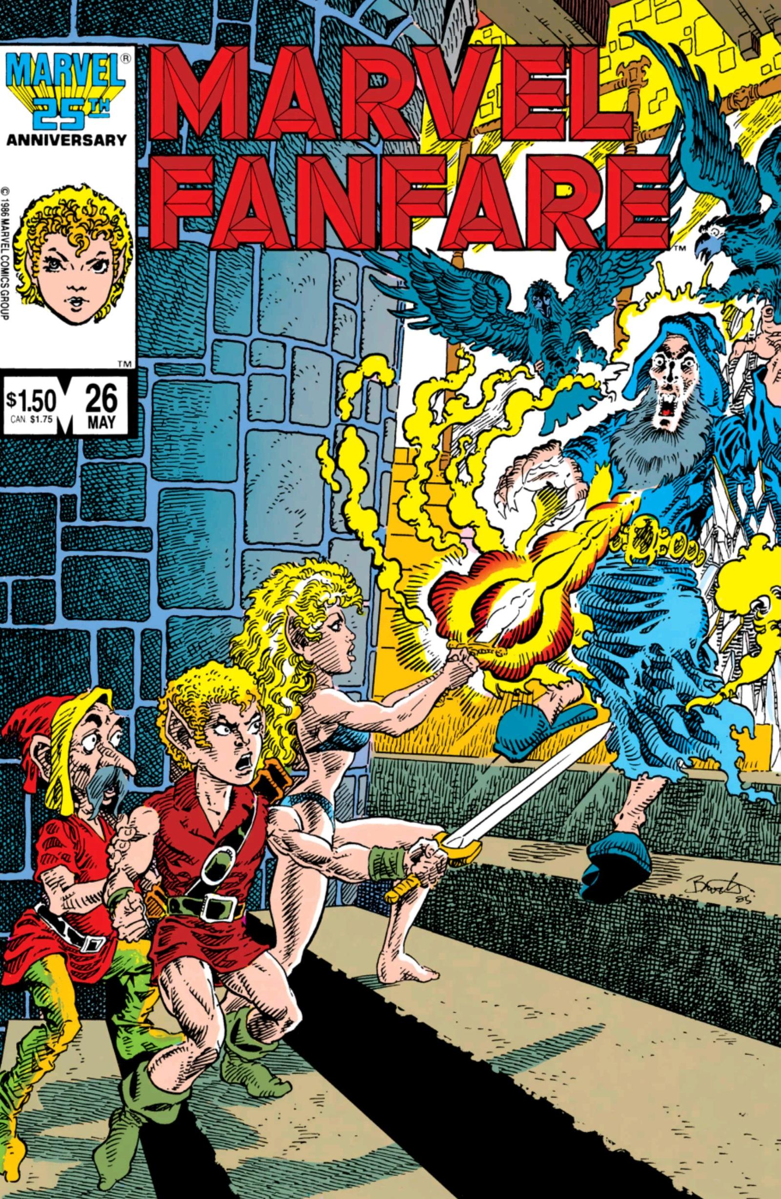 Marvel Fanfare Vol 1 26