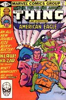 Marvel Two-In-One Annual Vol 1 6