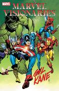 Marvel Visionaries Gil Kane Vol 1 1