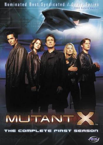 Mutant X (TV series)