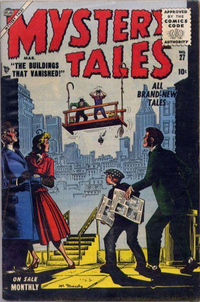 Mystery Tales Vol 1 27