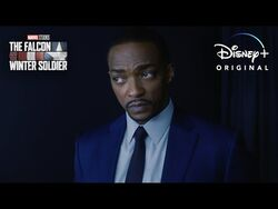 Partners - Marvel Studios' The Falcon and The Winter Soldier - Disney+