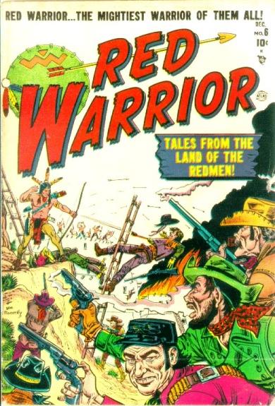 Red Warrior Vol 1 6