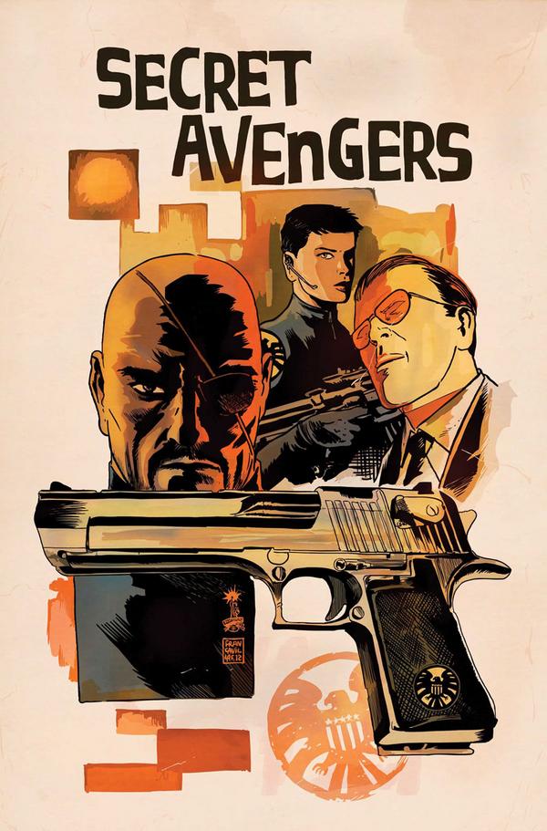 Secret Avengers Vol 2 5 Francavilla Variant Textless.jpg