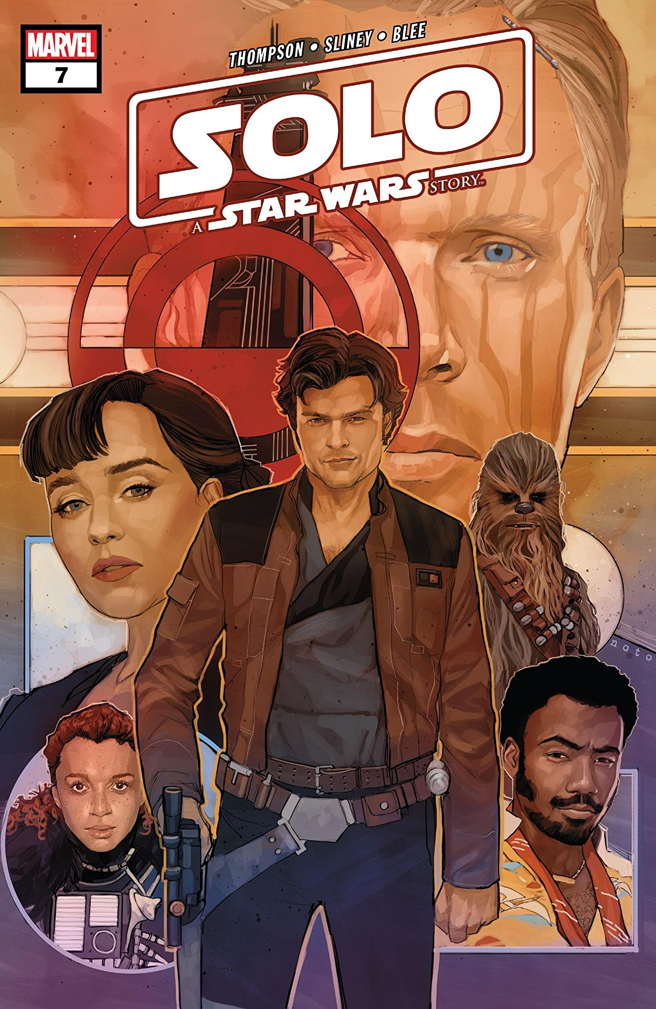 Solo: A Star Wars Story Adaptation Vol 1 7