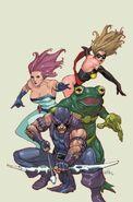 Spider-Island Avengers Vol 1 1 Textless