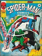 Spider-Man Comics Weekly Vol 1 154