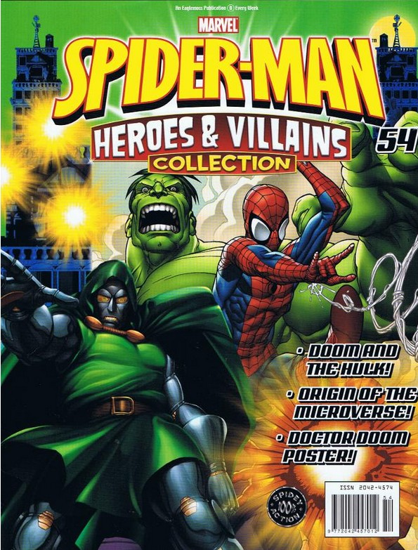 Spider-Man: Heroes & Villains Collection Vol 1 54