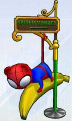 Spider-Monkey (Earth-TRN562)