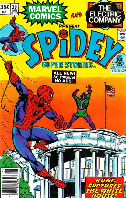 Spidey Super Stories Vol 1 30