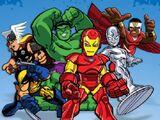 Super Hero Squad (Earth-91119)