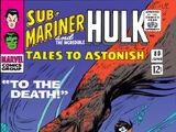 Tales to Astonish Vol 1 80