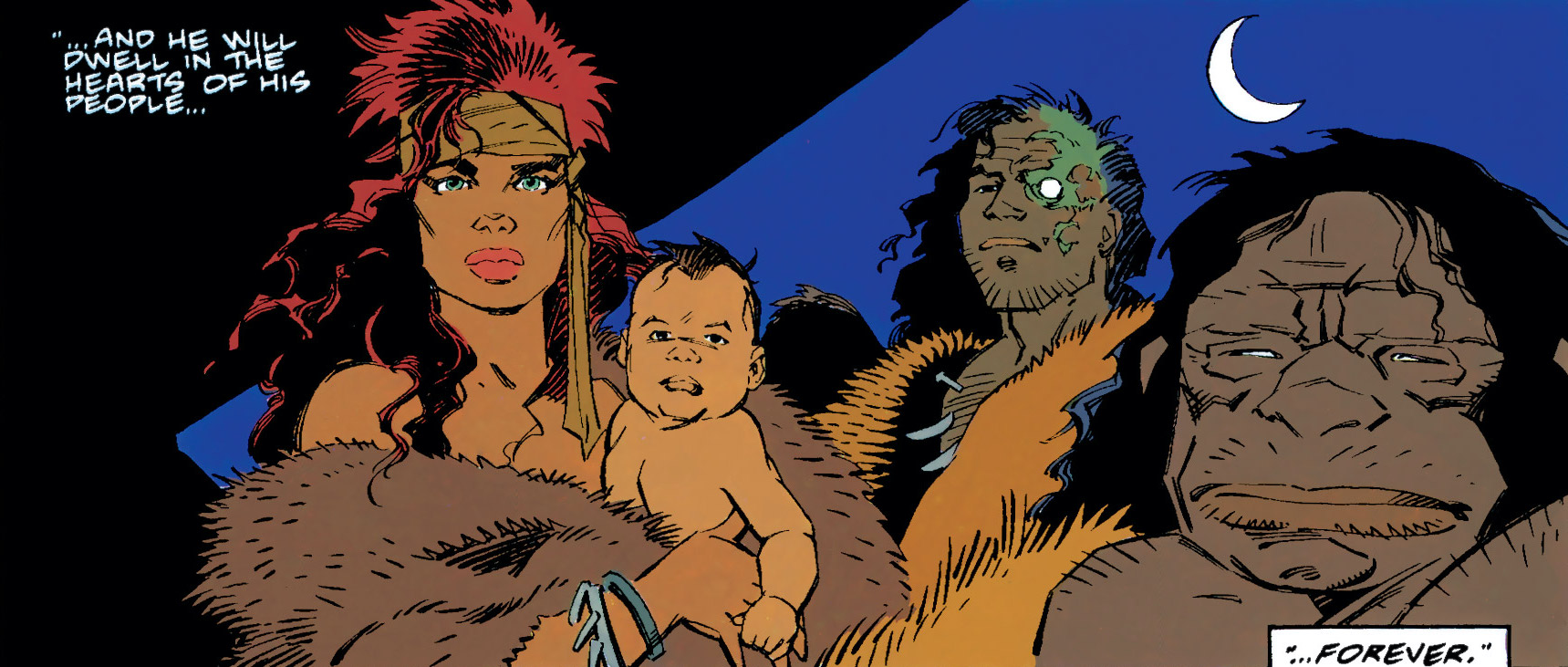 Tribe of Fire (Earth-616) from Wolverine The Jungle Adventure Vol 1 1 001.jpg